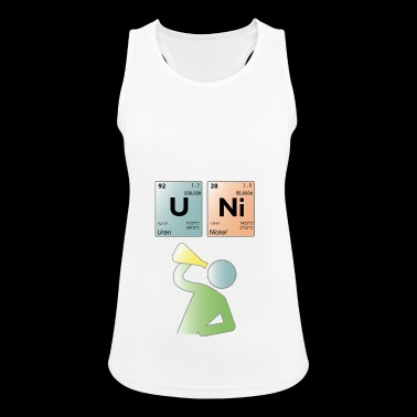 uni perio - Women's Breathable Tank Top