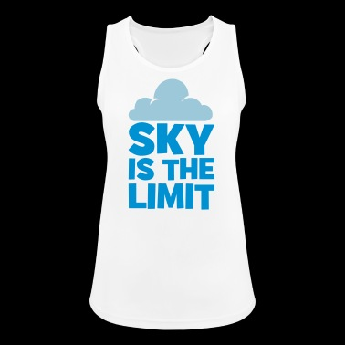 Sky is the limit - Women's Breathable Tank Top