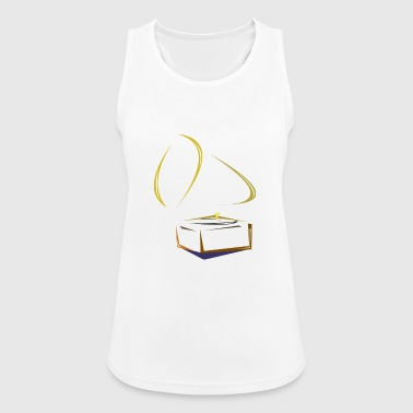 turntable - Women's Breathable Tank Top