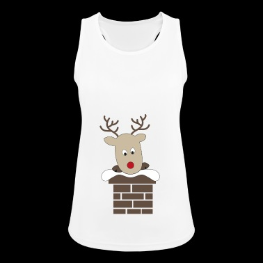 Moose - Women's Breathable Tank Top