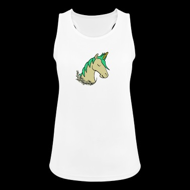 Uni-Corn - Women's Breathable Tank Top