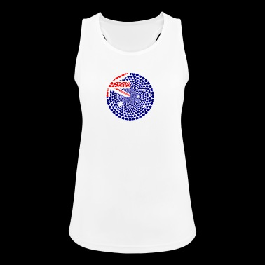 port Macquarie - Pustende singlet for kvinner