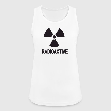 Sicherheit radioaktive - Frauen Tank Top atmungsaktiv