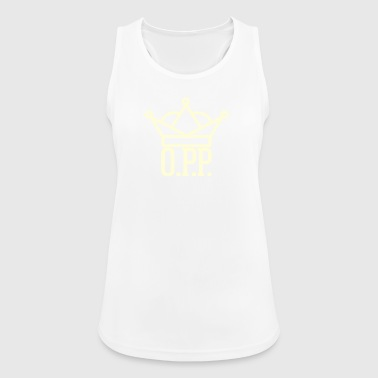 O.P.P. Old-school hip hop - Frauen Tank Top atmungsaktiv