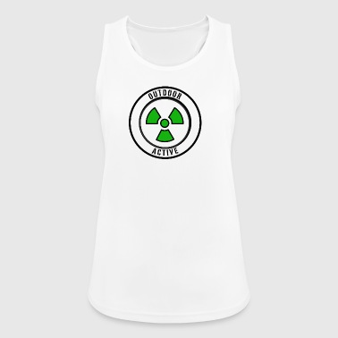 Outdoor active - Women's Breathable Tank Top