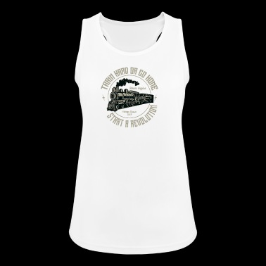 Train - Frauen Tank Top atmungsaktiv