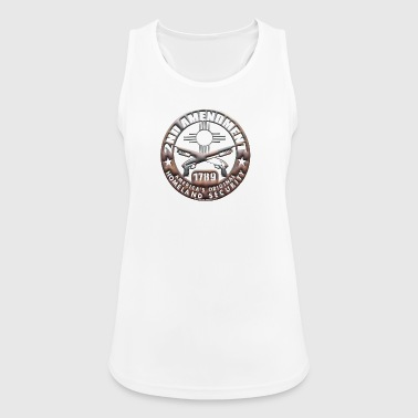 wappen 3D US Homeland Security - Frauen Tank Top atmungsaktiv