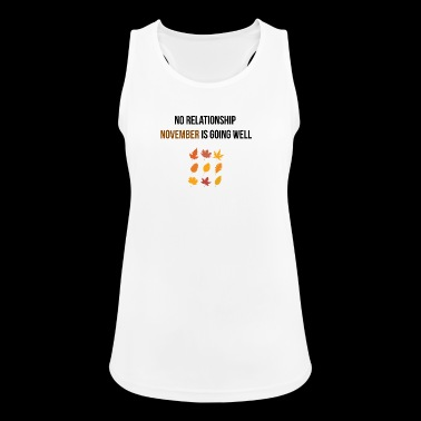 No relationship - Women's Breathable Tank Top