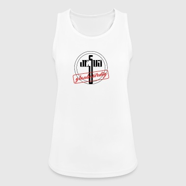 Jesus - Women's Breathable Tank Top