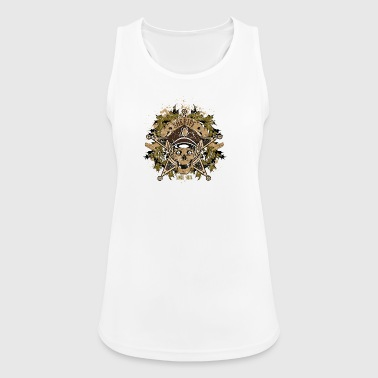 sheriff - Women's Breathable Tank Top