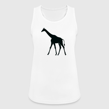 A Large Giraffe - Women's Breathable Tank Top