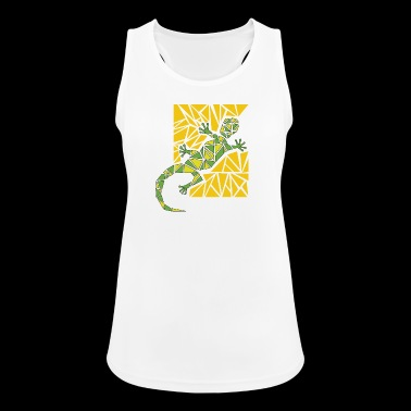 lizard - Women's Breathable Tank Top