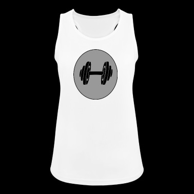 weights - Women's Breathable Tank Top