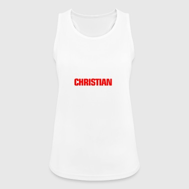 Religion Proud to be christian - Frauen Tank Top atmungsaktiv