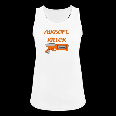 airsoft killer - Women's Breathable Tank Top
