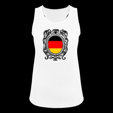 Germany flag Germany flag - Women's Breathable Tank Top