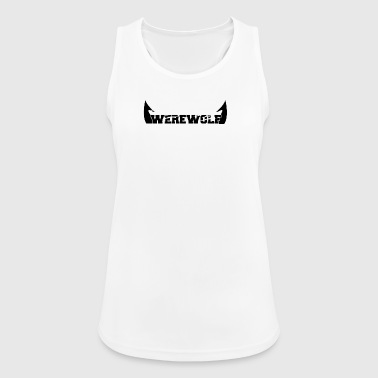 Werewolf / Halloween: Werewolf - Women's Breathable Tank Top