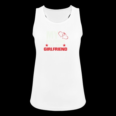 partner shirt - Women's Breathable Tank Top