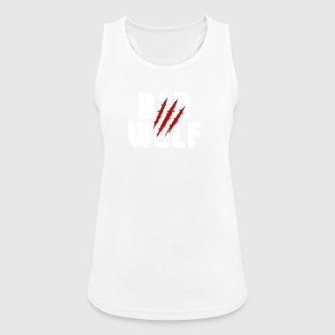 Werewolf / Halloween: Bad Wolf - Women's Breathable Tank Top