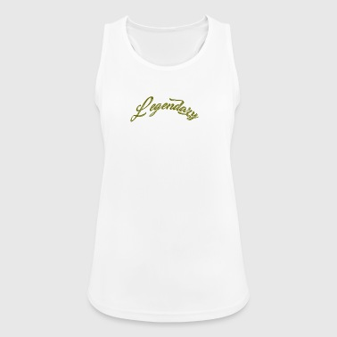 LegendaryOne - Women's Breathable Tank Top