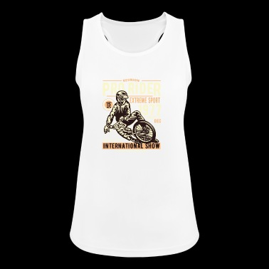 Pro Rider - Women's Breathable Tank Top
