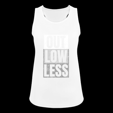 outlow lowless - outlaw lawless - Women's Breathable Tank Top