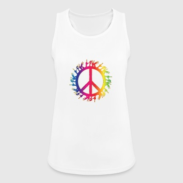 love love love - Women's Breathable Tank Top