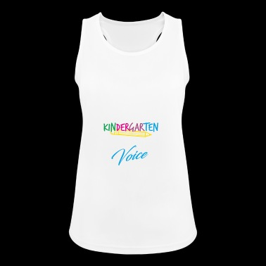 Educator Shirt · Educator · Kindergarten Kids - Women's Breathable Tank Top