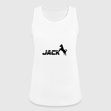 Dog / Jack Russell: Jack - Women's Breathable Tank Top