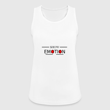 Show Emotion - Frauen Tank Top atmungsaktiv