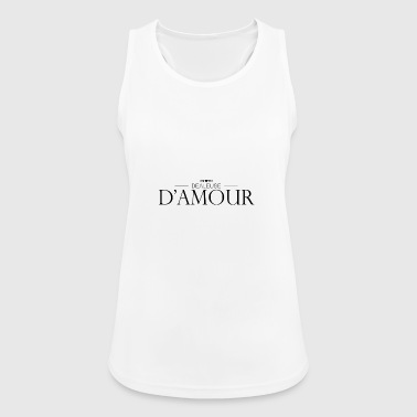 Dealeuse of love - Women's Breathable Tank Top