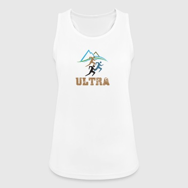 Ultra Running - Women's Breathable Tank Top