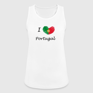 Portugal Country and region - Women's Breathable Tank Top