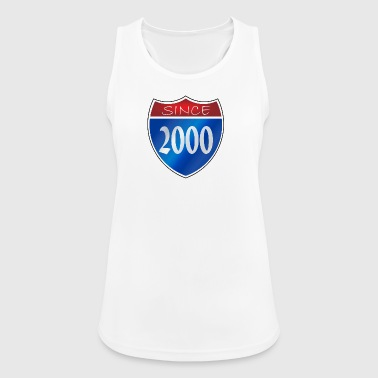 Since 2000 - Women's Breathable Tank Top