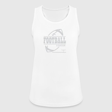 Football League Football College League - Women's Breathable Tank Top