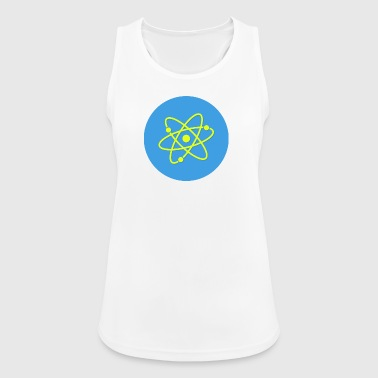 Atom symbol - Women's Breathable Tank Top