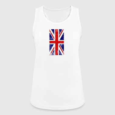 Union Jack - Women's Breathable Tank Top