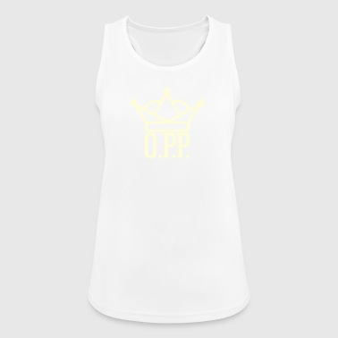 OPP Old-school hip hop - Women's Breathable Tank Top