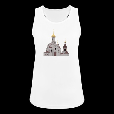 Orthodox Church - Women's Breathable Tank Top