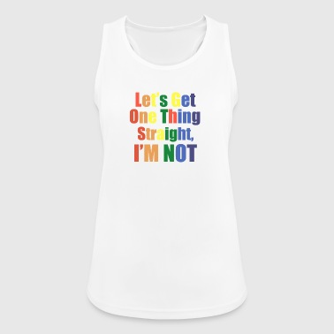 Let's get - Women's Breathable Tank Top