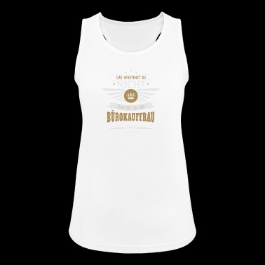 Office worker woman gift for birthday or farewell - Women's Breathable Tank Top