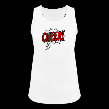 cheer - Frauen Tank Top atmungsaktiv