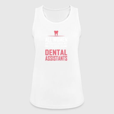 Dental assistants - Women's Breathable Tank Top