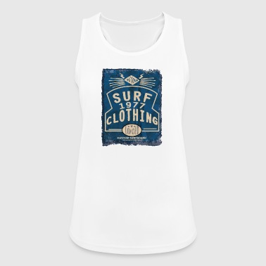 surf clothing - Frauen Tank Top atmungsaktiv