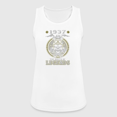 1937 The Birth Of Legends - Women's Breathable Tank Top