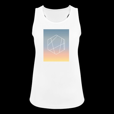 summer evening - Women's Breathable Tank Top
