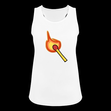 match - Women's Breathable Tank Top