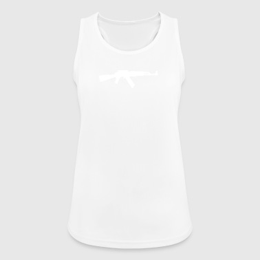 AK-47 Assault Rifle - Women's Breathable Tank Top