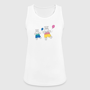 Kinder - Frauen Tank Top atmungsaktiv