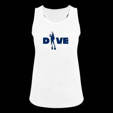 Diving / Diving: Dive - Women's Breathable Tank Top